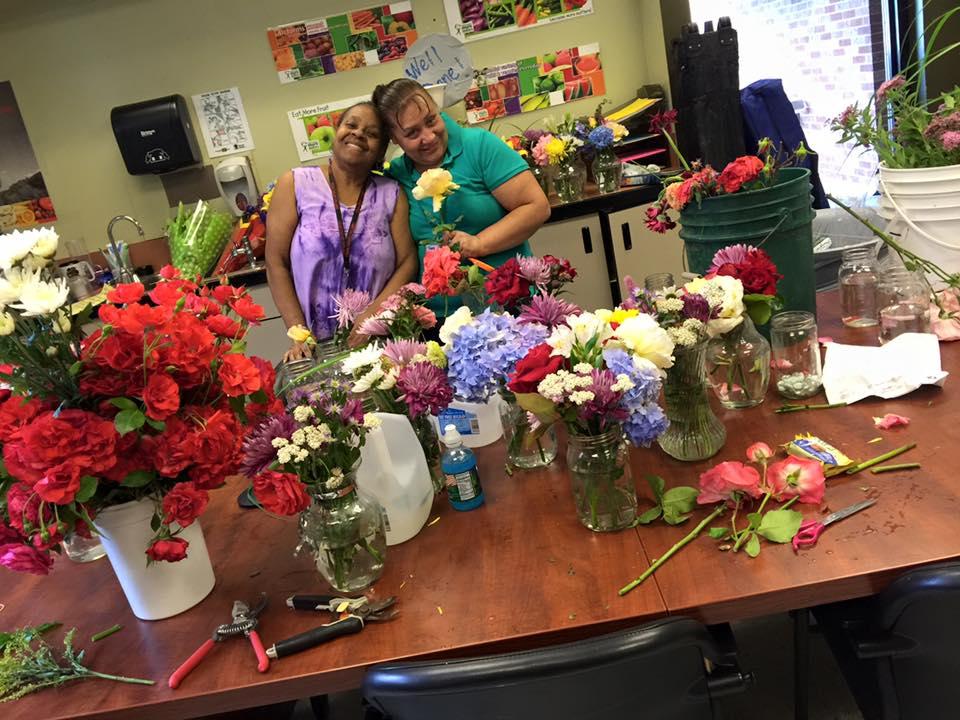 flowers teach apprecation?
